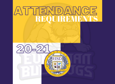 ATTENDANCE REQUIREMENTS 2020-2021