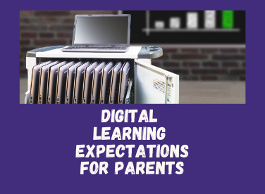 Digital Learning Expectations for Parents and Students