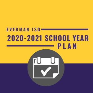 Re-Opening 2020-2021 School Year