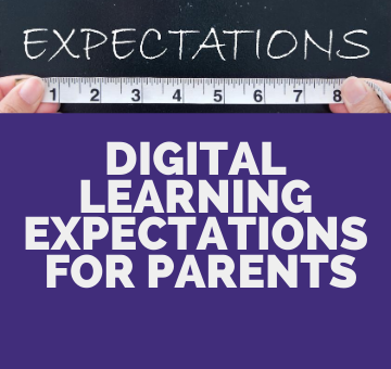 digital learning expectations for parents
